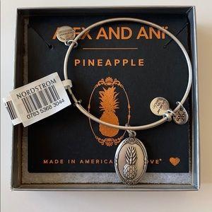 Alex and Anni pineapple bracelet